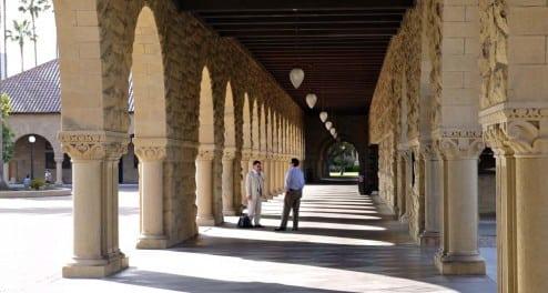 Stanford University. Photo by Kevin Sprague ©2008